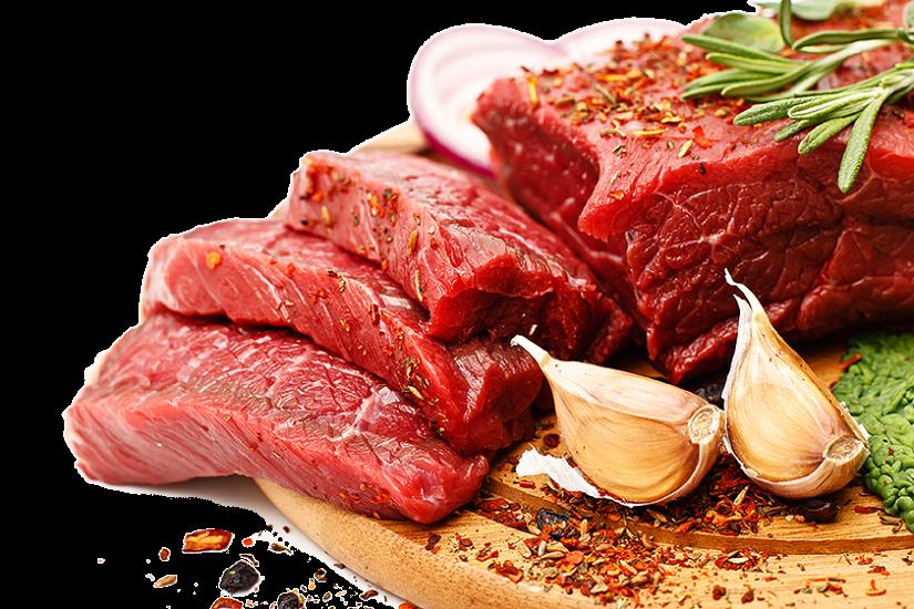 Notre viande de bœuf  fraîche