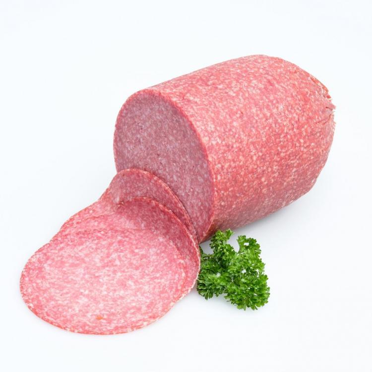 Salami zonder look