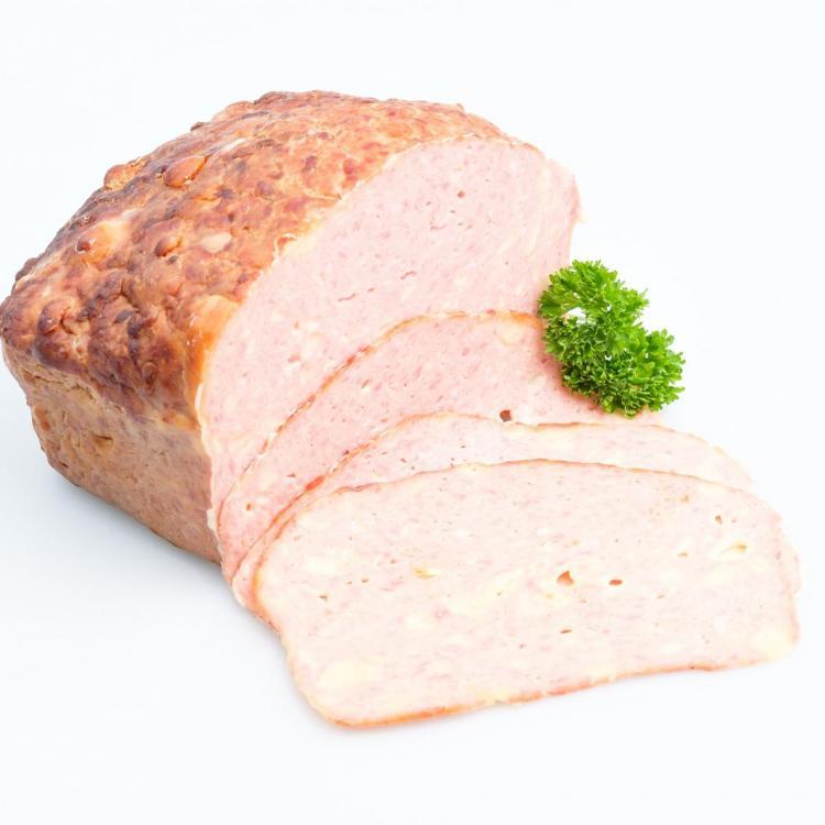 Vleesbrood beemsterkaas