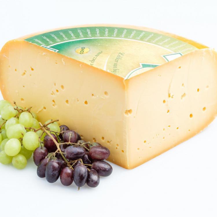 Belegen kaas