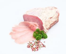 Toscaanse bacon